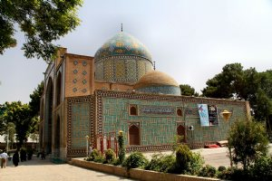 Shrine of Imamzadeh Ibrahim and Muhammad Mahruq - Nayshabur (Nishapur)
