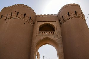 Gate of Aghda - Aghda Village