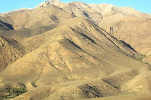 Karkas Mountains - Isfahan Province