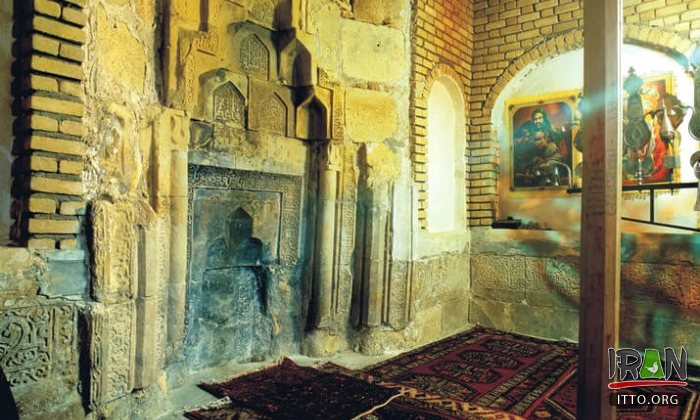 Golabar Historical Mosque (Golaber Mosque)
