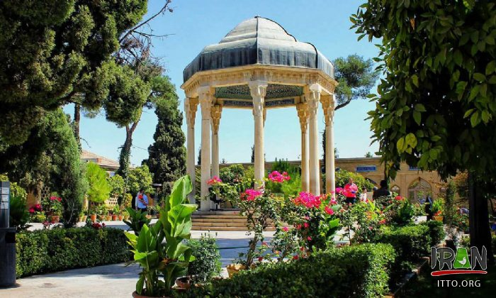 Hafezieh: Tomb of Hafez - Shiraz