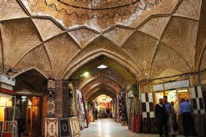 Hamedan Traditional Bazaar