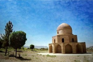 Akhoond dome - Kouhbanan Old City