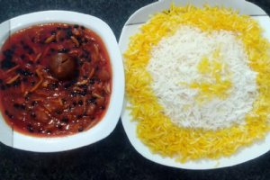 Khoresh Khalal - Kermanshah Traditional Food
