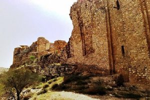 Pari Hill (Pari Castle) - Malayer