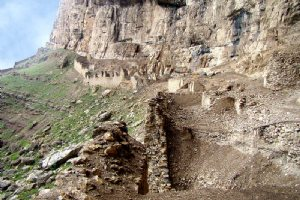 Qoban Castle of Maku - West Azerbaijan
