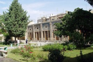 Sheikholeslam Mosque (and School) - Qazvin