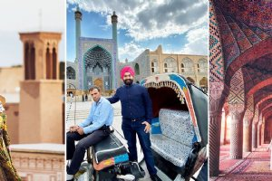 Iranian Influencer Brings Top Travel Bloggers to Iran on Famtrip