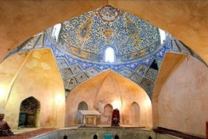 Haj Ebrahim - Old Bath in Zanjan