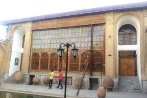 Sanandaj Museum (Salar Saeid Mansion)