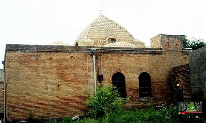 Holy Mary Church in Ardabil