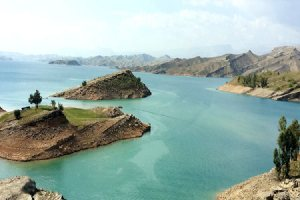 Dez Dam Lake - Andimeshk