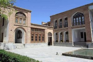Asef Vaziri House (Anthropology Museum) - Sanandaj