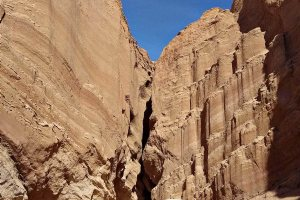 Zolamat Canyon - Kavir National Park and Wildlife