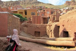 Abyaneh Village near Kashan - Isfahan Province