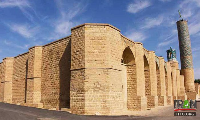 Jameh Mosque of Shushtar