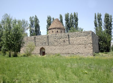 Mahalzan Church - Khoy (West Azerbaijan Province)