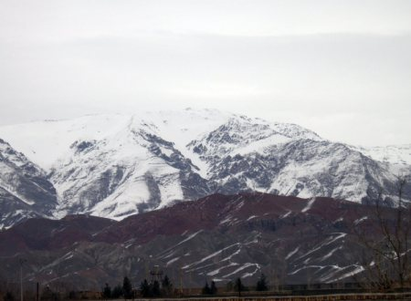 Aladagh and Binalud Mountains - Khorasan Razavi
