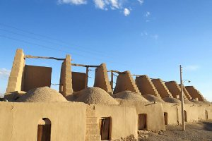 Windmills of of Tabas Masina (Tabas Asbads) - South Khorasan