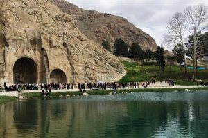 Taagh'e Bostan- Kermanshah