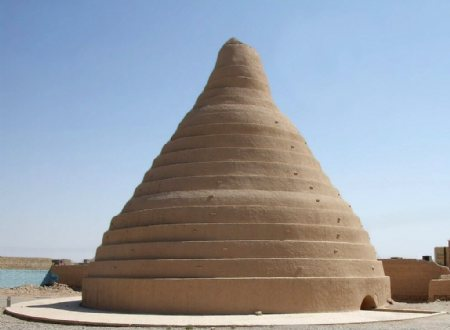 Ice-Pits (Ice Houses) in Yazd