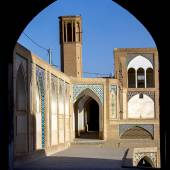 Agha Bozorg Mosque and School