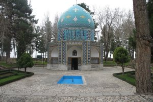 Mausoleum of Attar Neyshaburi - Nishapur