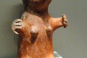Bear-Woman Vessel found in Marlik Hill