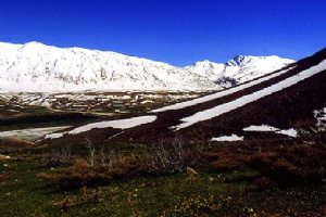 Aladagh and Binalud Mountains - Khorasan