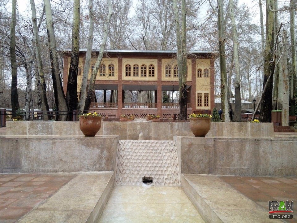 only-building-in-the.jpeg,Persian Garden, Baagh-e Irani,باغ ایرانی,bagh irani,persian gardens,iranian garden,tehran garden