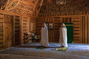 Choobin (wooden) Mosque - Neishapur