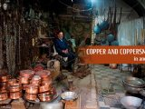 Iran tourism News: Glimpses of copper and coppersmithing in ancient Iran