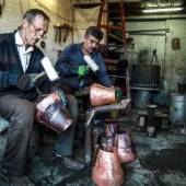 Coppersmith - Handicrafts and Souvenirs of Zanjan