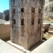 Cube of Zoroaster in Naqsh-e Rostam Archaeological site