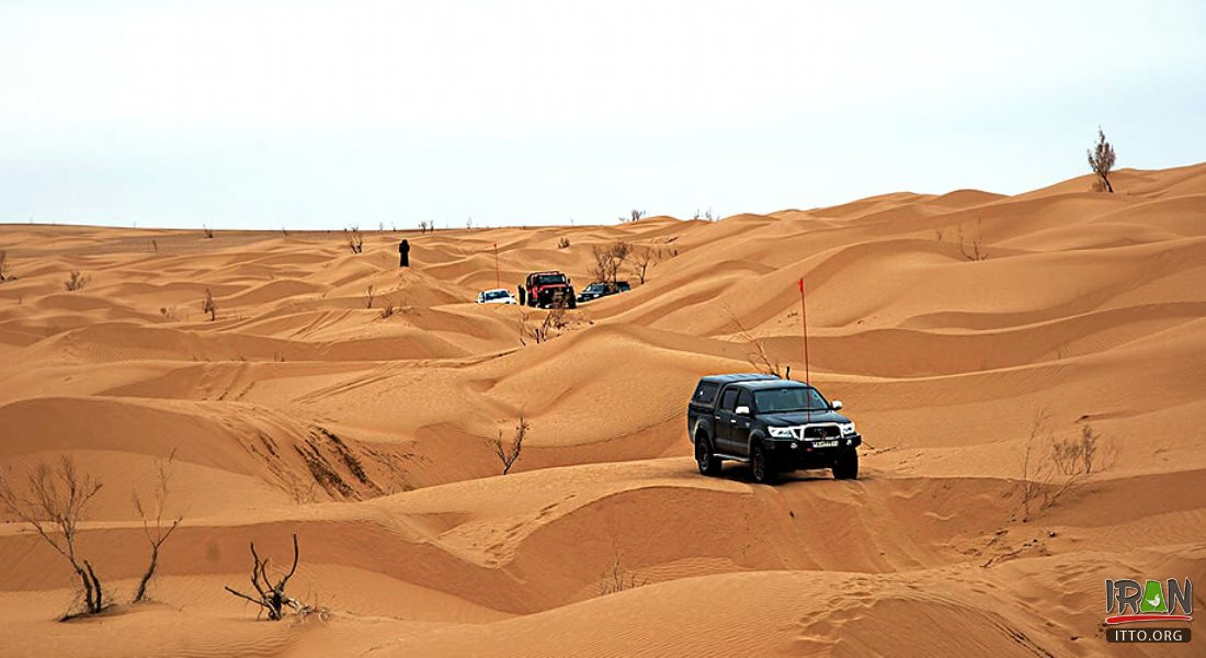 Iranian desert to play host to 4WD car rally 2020