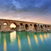 Old Bridge of Dezful - Khuzestan