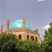 Dome of Soltaniyeh - Zanjan