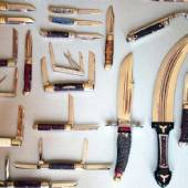 Knives of Zanjan (Handmade Knives)
