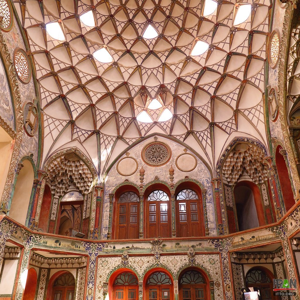 photo2jpg.jpeg,Tabatabai Historical House, Khaneh-e Tabatabaei, خانه طباطبایی کاشان,khane tabatabaei, kashan