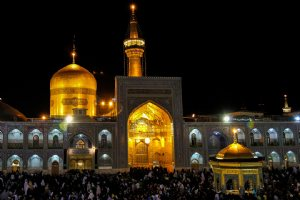 Imam Reza shrine - Mashhad