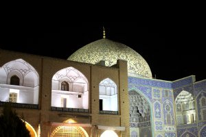 Jame Abbasi Mosque (Shah Mosque, Imam Mosque) - Isfahan