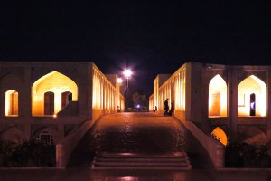 Khajoo Bridge - Isfahan