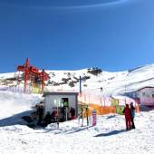 Khor Ski Resort near Tehran and Karaj