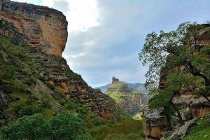 Shirz Canyon - Koohdasht Lorestan