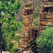 Shirz Canyon (Shirez Valley)