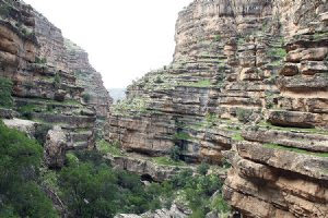Shirz Canyon - Koohdasht (Lorestan)