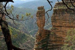 Shirz Canyon - Lorestan