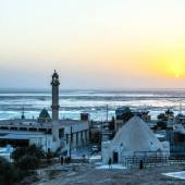 Laft Village - Qeshm Island in Persian Gulf