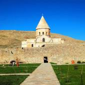 Armenian Monastery of Saint Thaddeus in northwestern Iran