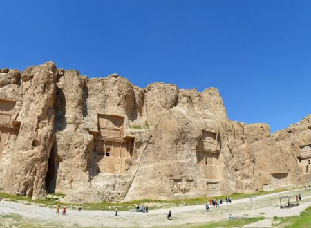 Naqsh-e Rostam Archaeological site